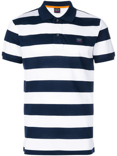 футболка-поло с короткими рукавами  Paul & Shark