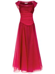 flare gown Gloria Coelho