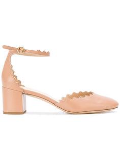 туфли-лодочки с ремешком на щиколотке Lauren Chloé