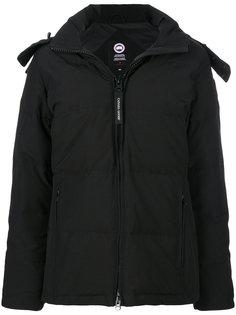 пальто-парка с капюшоном  Canada Goose