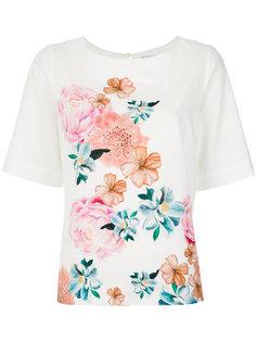 floral print blouse Isolda