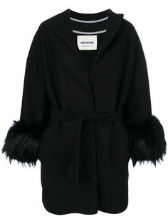 belted coat Ava Adore