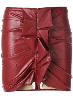 мини-юбка с оборкой Zephira Isabel Marant Étoile