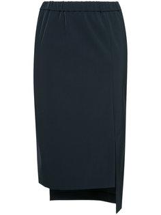 асимметричная юбка-карандаш  En Route