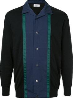 open collar shirt sweatshirt En Route