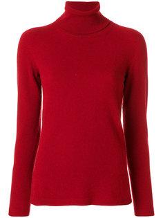 пуловер с высокой горловиной Max Mara