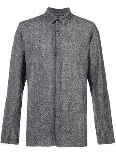 raw collar shirt Transit
