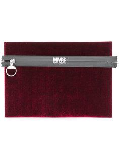 клатч с логотипом Mm6 Maison Margiela