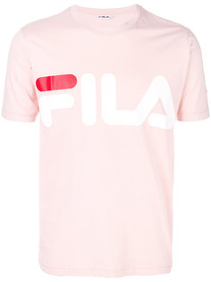 футболка с логотипом Fila