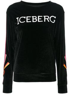 толстовка с логотипом Cinilia Iceberg