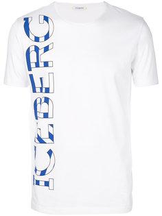 футболка с принтом логотипа Iceberg