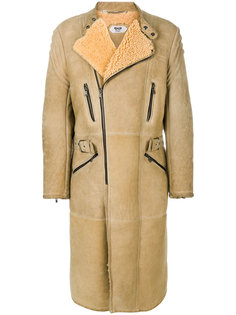пальто с подкладкой из овчины Pihakapi