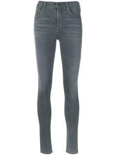 выцветшие джинсы скинни  Citizens Of Humanity