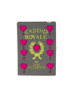 клатч-книга Casino Royale Olympia Le-Tan