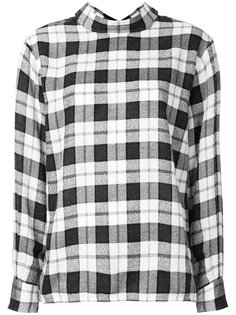 plaid reverse shirt Astraet