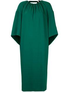 расклешенный комбинезон-платье  Astraet