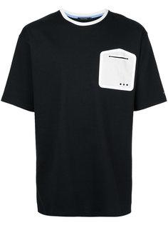 футболка с контрастным принтом Guild Prime