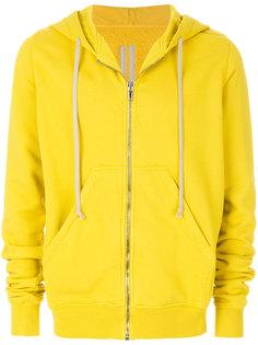 Jasons zipped hoodie Rick Owens DRKSHDW