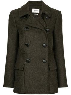 двубортное пальто миди  Isabel Marant Étoile