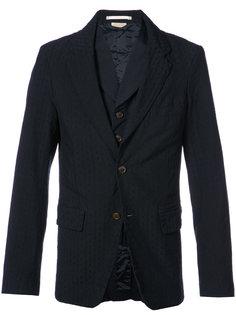 pinstripe jacket  Comme Des Garçons Homme Plus