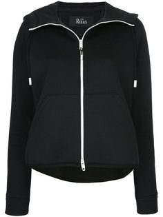 zip up hooded jacket The Reracs