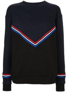 chevron boyfriend sweatshirt Être Cécile