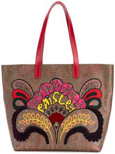 сумка-тоут Kaleidoscope Paisley Etro