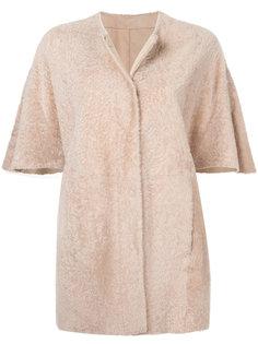 двухсторонняя куртка с короткими рукавами  Drome