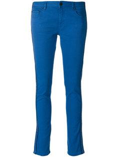 джинсы кроя скинни Off-White