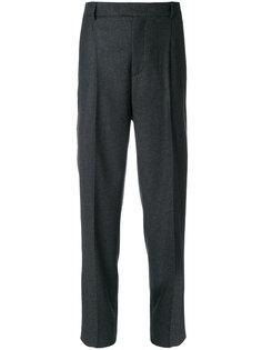 укороченные брюки с завышенной талией  Red Valentino