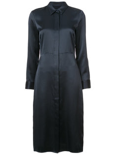 plain midi shirt dress Jenni Kayne