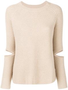 вязаный пуловер Zoe Jordan