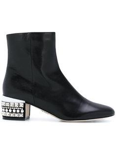 декорированные ботинки Rodo