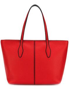 сумка-шоппер на молнии Tods Tod`S