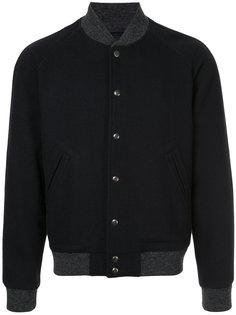 классическая куртка бомбер Kent & Curwen