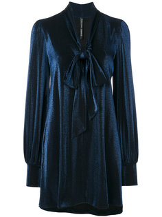 bishop sleeve mini dress Plein Sud