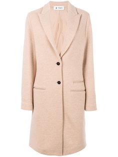 однобортное пальто Barena