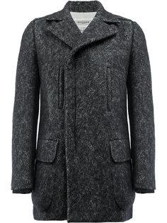 однобортное пальто Rochas