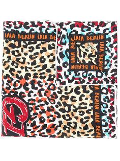 леопардовый платок Girl Gang Lala Berlin