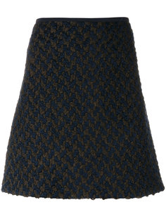 юбка крупной вязки  Luisa Cerano
