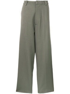 широкие брюки  Erika Cavallini