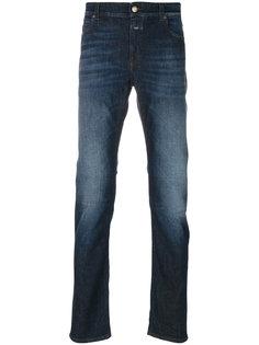 джинсы с отворотами Closed