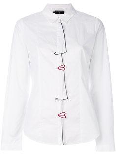 классическая рубашка Cotélac