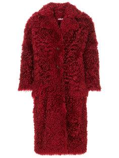 свободное пальто с цигейкой  Desa 1972