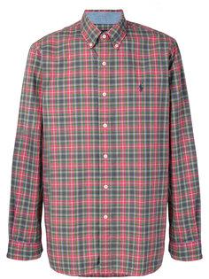 клетчатая рубашка Polo Ralph Lauren