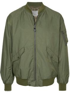 куртка бомбер на молнии monkey time