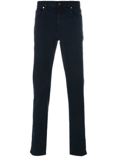 джинсы узкого кроя Z Zegna