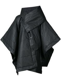 asymmetric windbreaker coat Barbara I Gongini