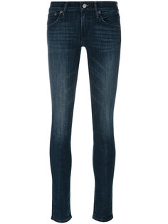джинсы скинни с выцветшим эффектом Polo Ralph Lauren
