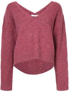 свитер с V-образным вырезом Astraet